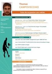 Fichier PDF thomas campovecchio cv