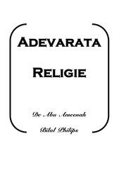 adevarata religie
