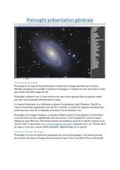 Fichier PDF pixinsight presentation generale