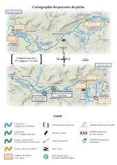 Fichier PDF cartographie des lots de peche