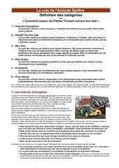 Fichier PDF definition des categories v7
