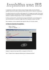 Fichier PDF acquisition avec iris v3