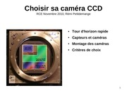 conf choix ccd rce2010
