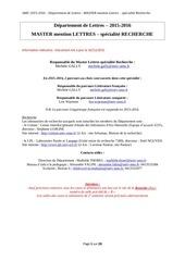 Fichier PDF master lettres recherche revu