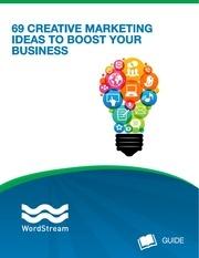 69 marketing ideas