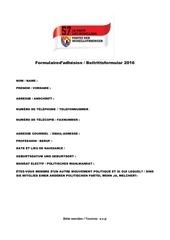 bulletinadhesion2016