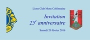 invitation 25e lc mons colfontaine
