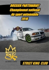 championnat national du sport mecanique 2016