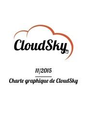 charte graphique cloudsky