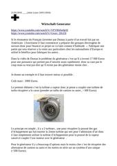 Fichier PDF generator
