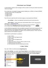 Fichier PDF pretraitement avex pixinsight