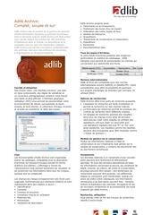 adlib archive fr