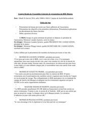 assemblee generale du 26 janvier 2016