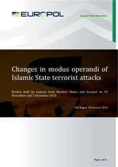 changes in modus operandi of is in terrorist attacks 2