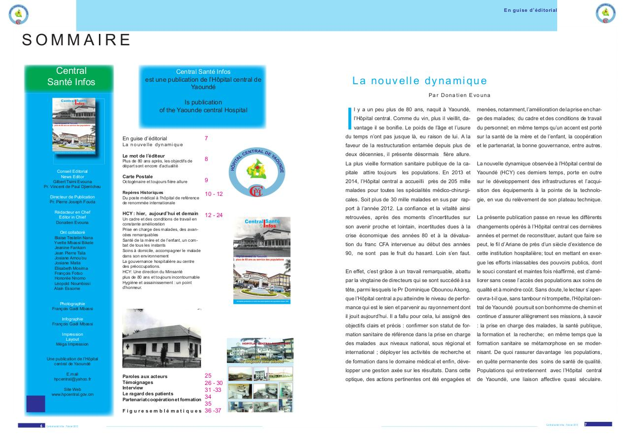 CENTRAL SANTE INFOS HOPITAL CENTRAL A3 ++.pdf - Page 4 sur 21