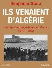 Fichier PDF ils venaient d algerie benjamin stora 1