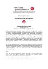 invitation lancement portail musicora 05 02 2016