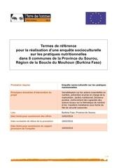 Fichier PDF tdr enquete socio culturelle sur pratiques nutritionnelles