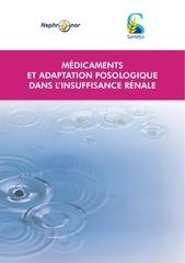 medicaments adaptation posologique