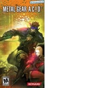 metal gear acid 2 manual psp