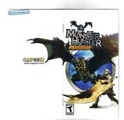 monster hunter freedom manual psp