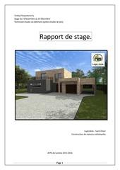 rapport de stagepdf