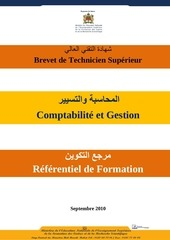 referentiel bts comptabilite gestion