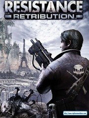 resistance retribution manual psp