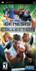 sega genesis collection manual psp