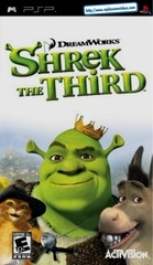 Fichier PDF shrek the third manual psp