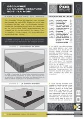 Fichier PDF base ossature bois