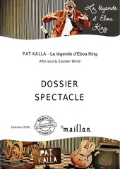 dossier spectacle pat kalla eboa king 01 16