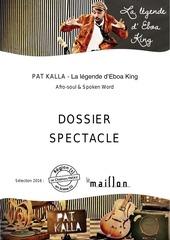 Fichier PDF dossier spectacle pat kalla eboa king 01 16