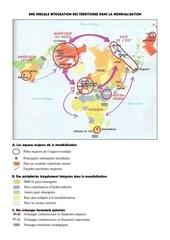 croquis territoires dans la mondialisation