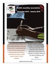 Fichier PDF kncc newsletter sharing
