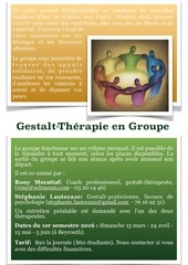 therapie groupe v3