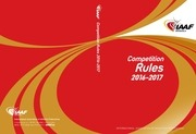 iaaf competition rules 2016 2017 in force from 1 november 2015
