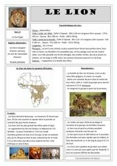 Fichier PDF lion