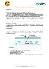 Fichier PDF autopilote avion de ligne