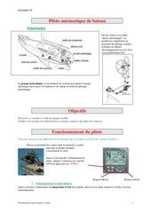 Fichier PDF autopilote bateau