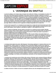 Fichier PDF avionique navette spatial