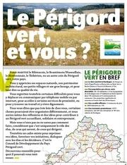 plaquette cdd perigort vert recto magazine