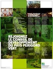 plaquette cdd perigort vert verso poster