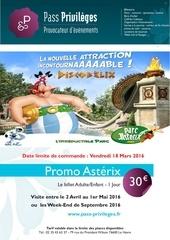 promo asterix 2016