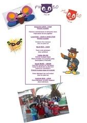 programme clubs enfants fevrier 2016