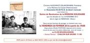 invitation soiree 26 fevrier 2016