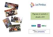programme 2015 septembre a decembre