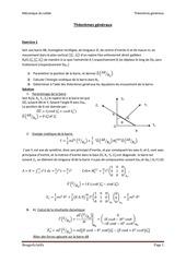 theoremes generaux