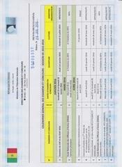 calendrier general examens et concours dexco men 1