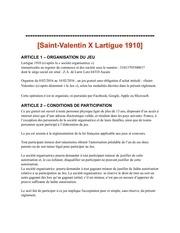 re glement saint valentin